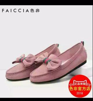 #BAPAU Flat M12 Pink