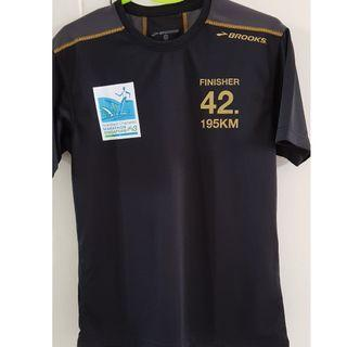 Standard Chartered Marathon 2013 Finisher T-shirt