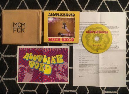 CD Alotliketurd - Disco Disco