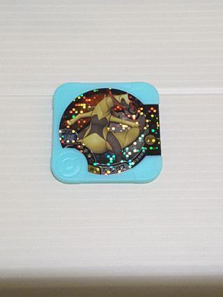 Pokemon Tretta 3 stars Haxorus