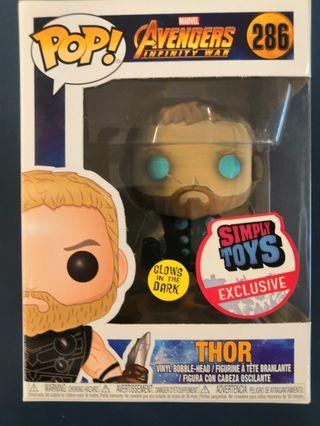 Thor simply toys exclusive gitd