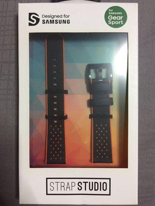 Brand New Sealed Strap Studio Samsung Gear Sport Watch Strap
