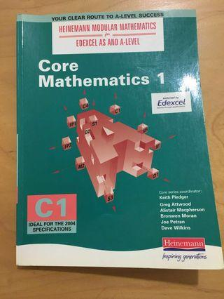 3 textbooks Higher Maths / Calculus / Statistics (university, AS level, A level, IB)