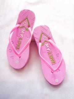 Sandal Helo Kitty