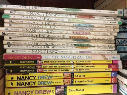 Nancy Drew Collection