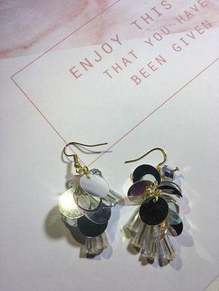 Bling earring