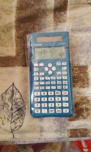 Canon Scientific Calculator (non nego)