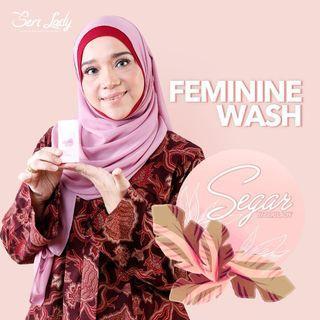 🚚 SERI LADY FEMININE WASH