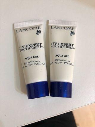 🚚 超輕盈UV水凝露 SPF50 PA++++ 蘭蔻