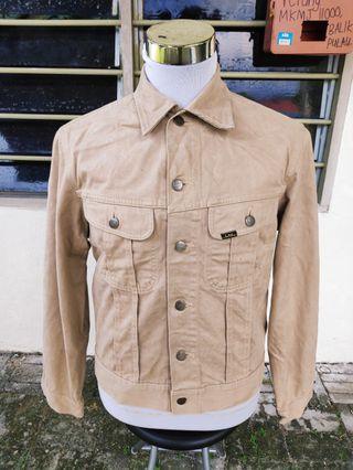 Authentic Lee Westerner Sanforized Rider Jacket Like New
