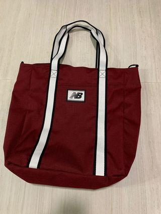 New Balance mummy bag