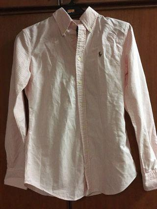 Polo ralph lauren women collar shirt