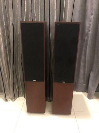 B&W Bowers and Wilkins CM4 Floor Standing Made In England