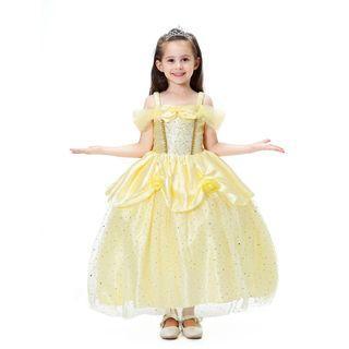 Princess Belle Dress/Costume Dress/Cosplay/Party Dress