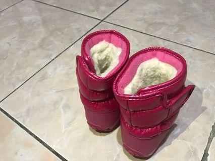 Sepatu anak (Autumn & Winter Children's Snow Boots)