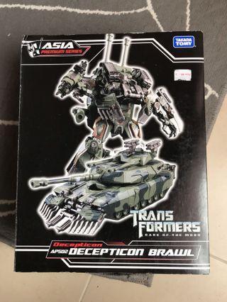 Transformers APS-02 Brawl