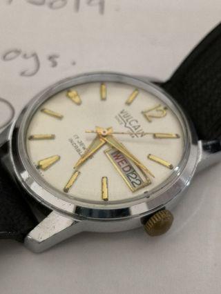 Vintage Vulcain Manual watch