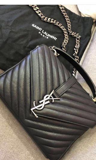 YSL Mono Leather Bag