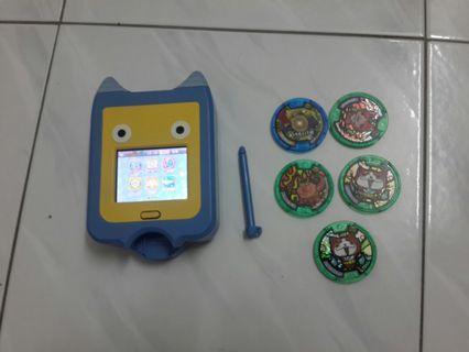 Yokai watch pad