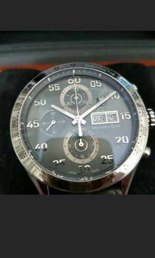For sale or trade with your Rolex for my tag heuer