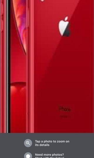 🚚 IPHONE XR RED 64GB BNIB