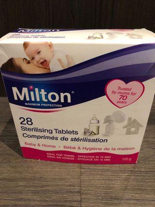 🚚 Sterilising tablets