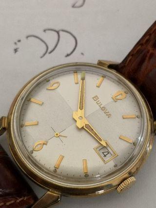 Vintage Bulova Manual Winding Watch