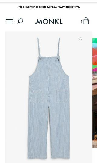 Monki Jumpsuit (looking for)