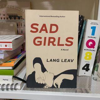 Novel Sad Girls - Lang Leav