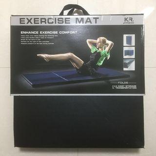 K.R Fitness Exercise Mat