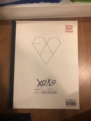 EXO XOXO Album KR VERSION