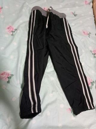 Sweatpants for kids - black