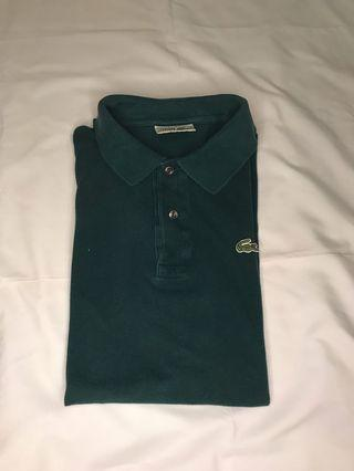 Polo Shirt Lacoste size t