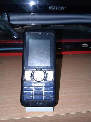 #BAPAU Hp jadul Sony Ericsson K618i