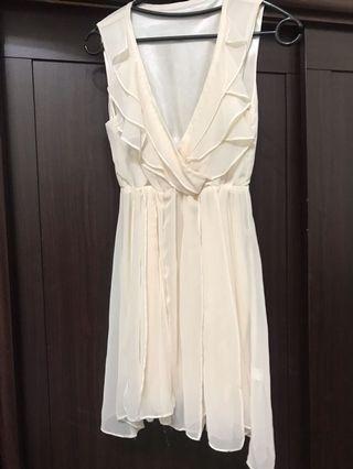 氣質雪紡洋裝