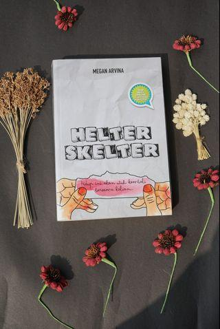 Novel Helter Skelter karya Megan Arvina (original)