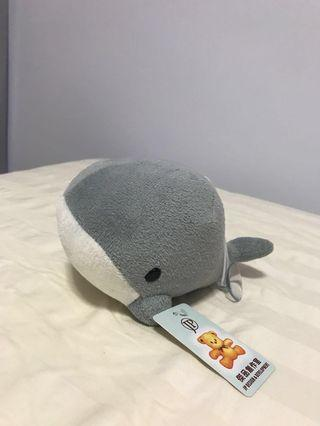 🚚 Whale Soft Toy