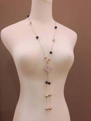 Korean Long Necklace #GayaRaya