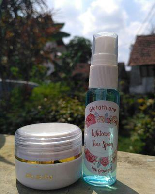 jelly Glowing & face Spray