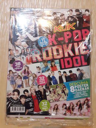 Klik : kpop rookie idol