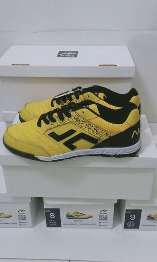 Futsal Zethro 2.0 Leather Yellow Bee