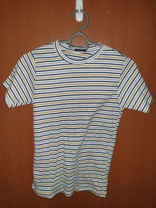 🚚 Striped Knit Top