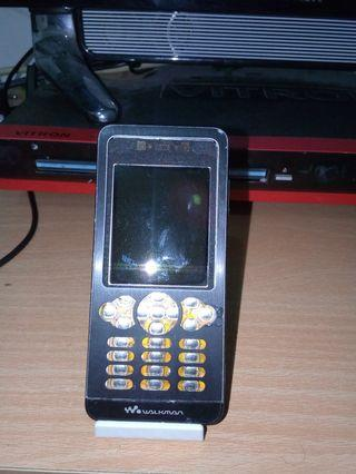 #BAPAU  Hp jadul Sony Ericsson w302i