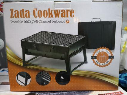 Portable BBQ Grill cookware