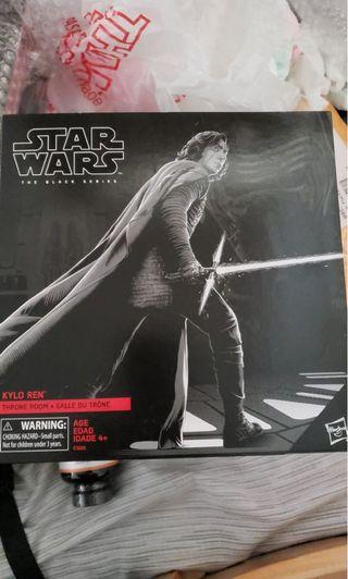 Kylo Ren (Throne Room) SDCC exclusive