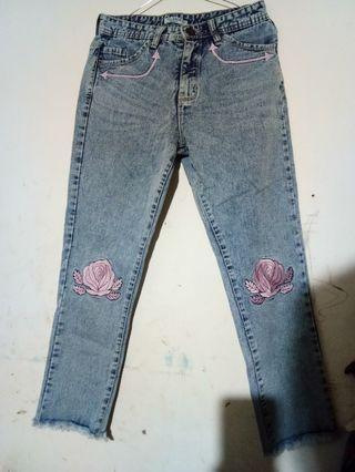 Celana Jeans pull & bear