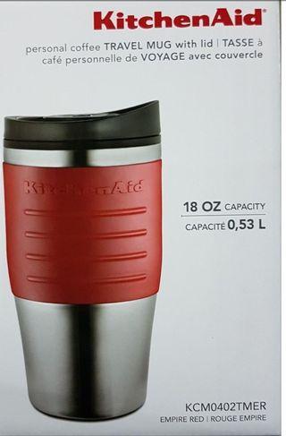 🚚 Kitchen Aid Travel Mug