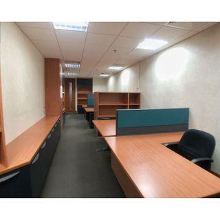Fully-fitted Office With Reception Area and Meeting Room