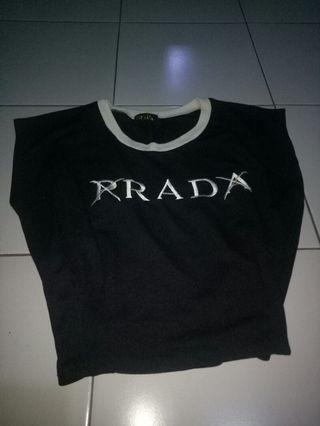 Crop top Prada