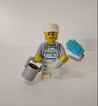 LEGO minigure painter